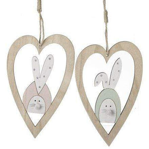 Pastel easter hanging ornaments - Cordelia's House of Treasures