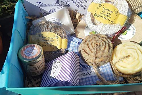Deluxe Hamper from Hampshire. All occasion. Happy Birthday/Get Well Soon/Thank you - Cordelia's House of Treasures