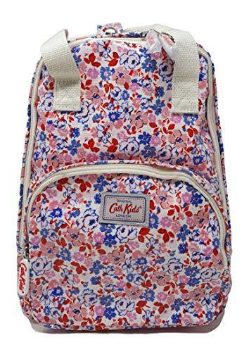 Cath Kidston 'Mews Ditsy' Medium Rucksack Backpack in Chalk Oilcloth