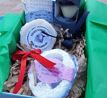 Grooming Hamper from Hampshire. For HIM. All occasions. Happy Birthday/Get Well Soon/Thank you