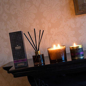 Shearer Candles Ae Fond Kiss Scented Triple Wick Candle jar in giftbox - Cordelia's House of Treasures
