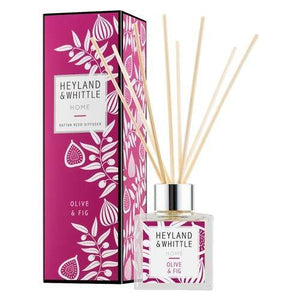 Heyland & Whittle London Olive & Fig Reed Diffuser 100ml