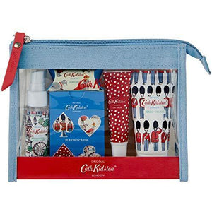 Cath Kidston Beauty In Flight Travel Essentials in Gift Pouch Bag, 0.3 kg