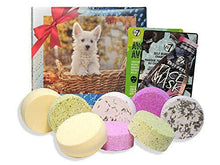 Fluffy Hippo Shower Steamers [8x] and Face Masks [3x] Perfect Pamper Present - comes Gift Wrapped - Cordelia's House of Treasures