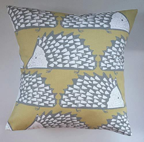 Cushion Cover in Scion Spike The Hedgehog Honey 14