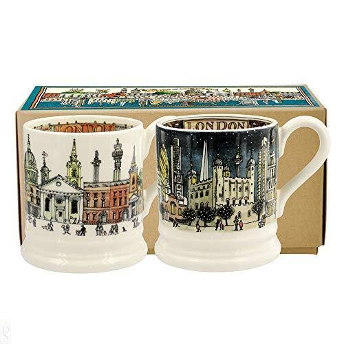 Emma Bridgewater London Set of 2 1/2 Pint Mugs Boxed - Cordelia's House of Treasures