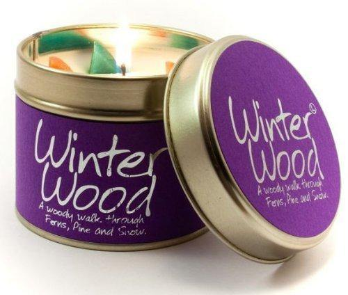 LILY FLAME CHRISTMAS SCENT - WINTER WOOD