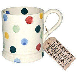 Emma Bridgewater Polka Dot 1/2 Pint Mug | 1POD160002 - Cordelia's House of Treasures