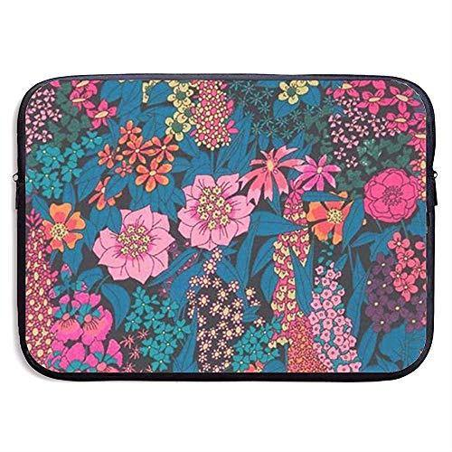 Liberty of London Classic 15 Inch Laptop Sleeve Bag Portable Zipper Laptop Bag Tablet Bag - Cordelia's House of Treasures