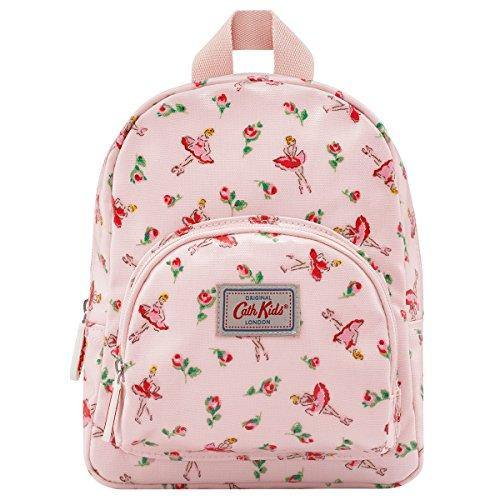 Cath Kidston Girls' Ballerina Rose Mini Rucksack - Powder Pink