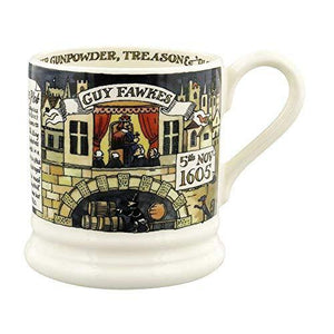 Emma Bridgewater Year In The Country Bonfire Night 1/2 Pint Mug - Cordelia's House of Treasures