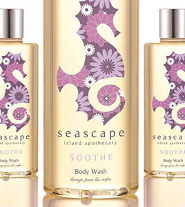 Seascape Island Apothecary Soothe Body Wash 300 ml