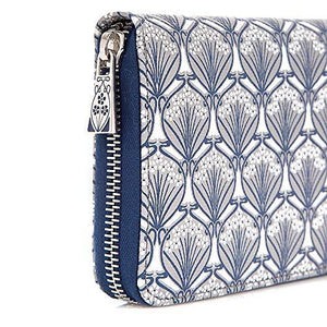 Liberty London Iphis Lrg Z Womens Wallet One Size Grey