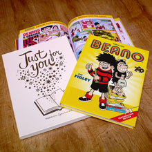 Personalised Beano Annual 2021 - Cordelia's House of Treasures