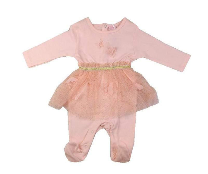 Lovely all in one Ballerina baby grow - Cordelia's House of Treasures