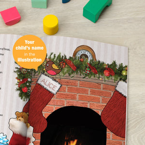 Personalised 12 Days of Christmas Book - Signature Favourite - Cordelia's House of Treasures