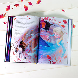 Personalised Frozen 2 Book - Cordelia's House of Treasures