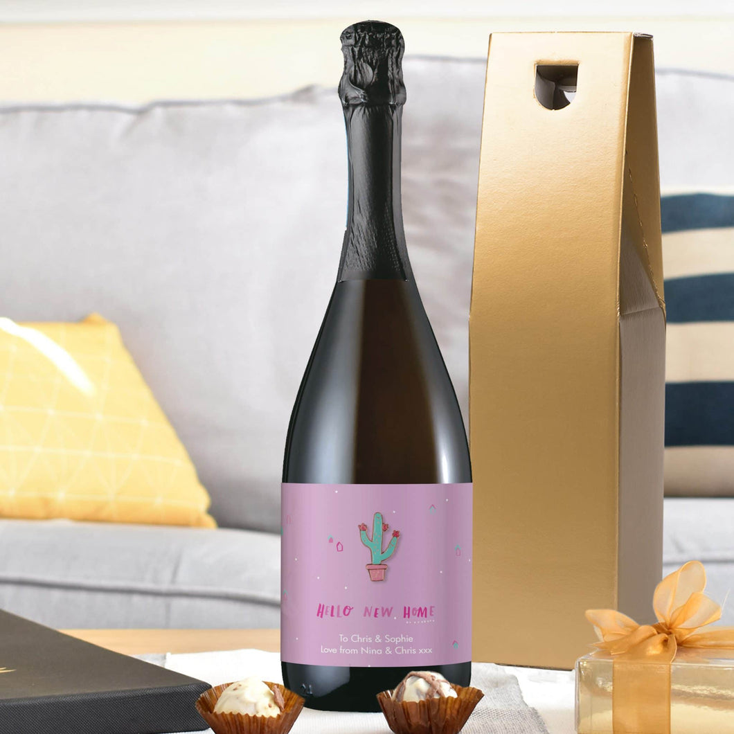 HotchPotch New Home Prosecco - Cordelia's House of Treasures
