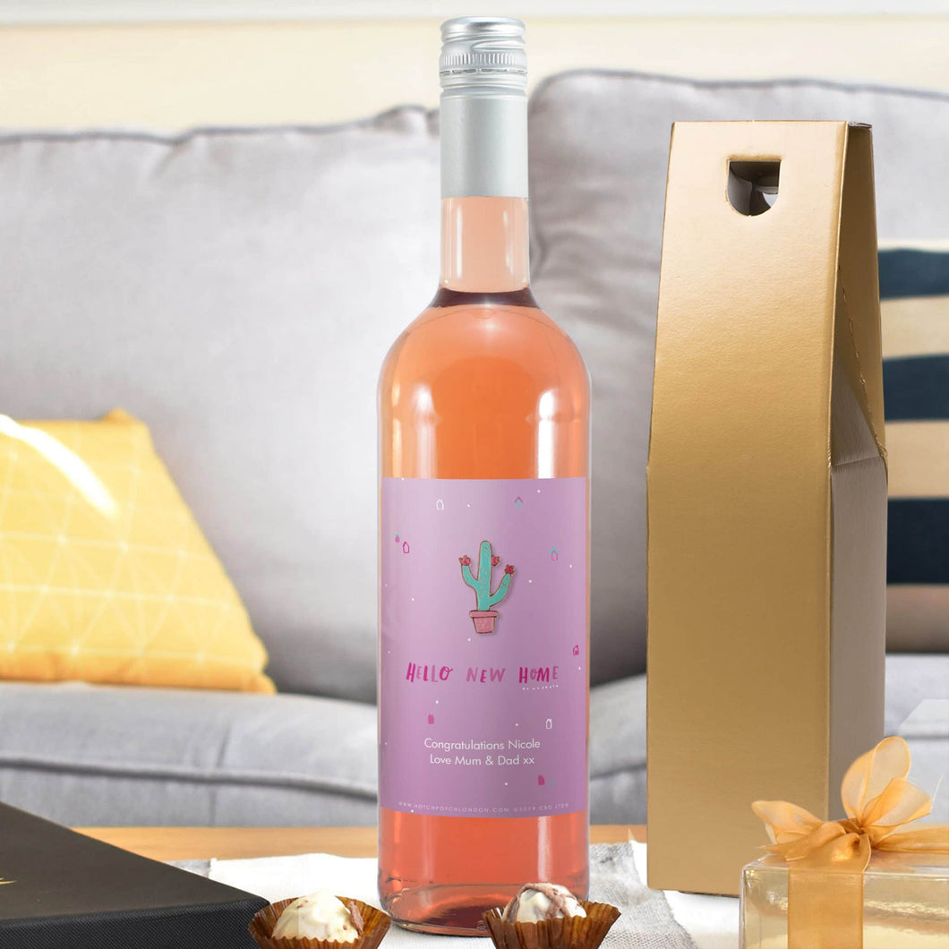 HotchPotch New Home Rosé Wine - Cordelia's House of Treasures
