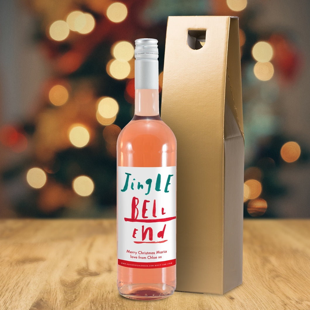 HotchPotch Jingle Bell Rosé Wine - Cordelia's House of Treasures