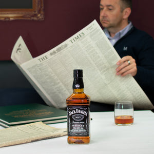 Jack Daniel's and Original Newspaper - Cordelia's House of Treasures