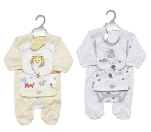 Kris and Kids Layette gift set, 5 Piece set - Cordelia's House of Treasures