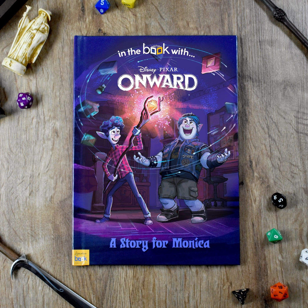 Personalised Disney Onward Storybook - Cordelia's House of Treasures
