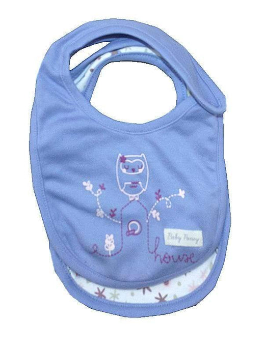 Sweet baby bib set, a small gift to add to a babyshower box - Cordelia's House of Treasures