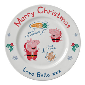 Personalised Peppa Pig™ Santa Treat Set - Cordelia's House of Treasures