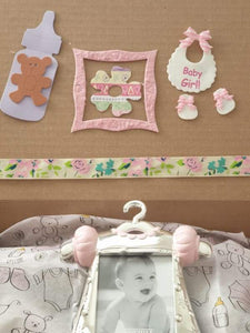 pretty craft embellishments