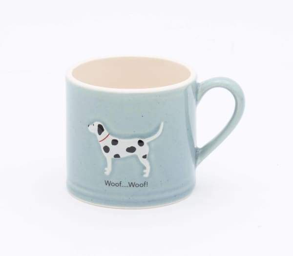 BAILEY & FRIENDS 150ml MUG SPOTTY BLUE - Cordelia's House of Treasures