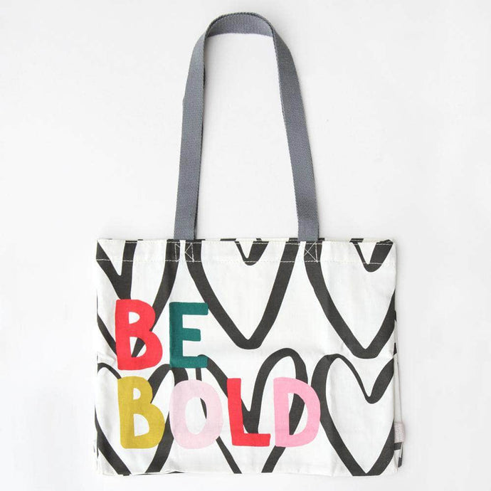 Caroline Gardner Be Bold Tote Bag - Cordelia's House of Treasures