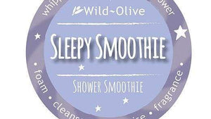Beautiful shower smoothies, wild olive - Cordelia's House of Treasures