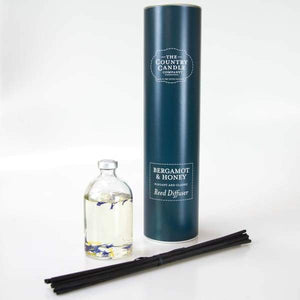 Bergamot & Honey Reed Diffuser - Cordelia's House of Treasures