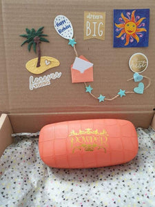 Birthday summer sunglasses box - Cordelias House of Treasures