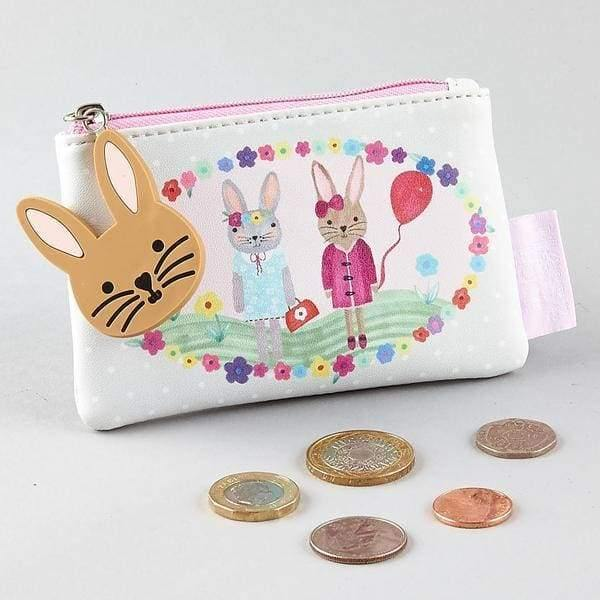 Bunny Girls Purse - Childrens accessories group three