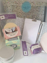BusyB note pad and pen with pouch - Cordelia's House of Treasures
