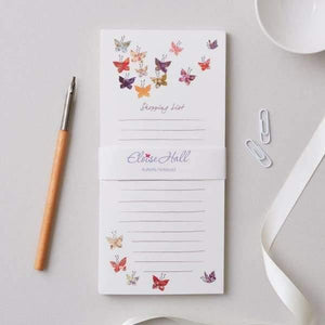 BUTTERFLY CLOUD NOTEPAD - Cordelia's House of Treasures