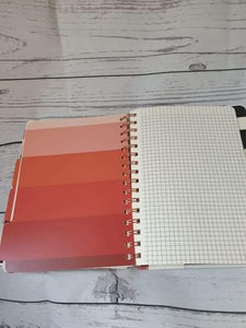 Caroline Gardner Large Note Book with Dividers - Cordelia's House of Treasures