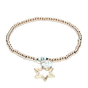 Charm Cannes Bracelet - Star - Cordelia's House of Treasures