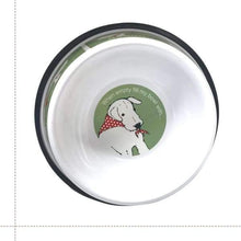 Douglas The Boy Wonder – Dog Bowl. - Cordelia's House of Treasures