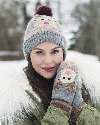 Fabulous Powder Ladies Mittens - women