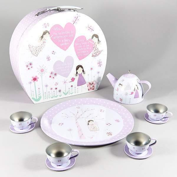 Fairy Blossom 11pc Tea set - children