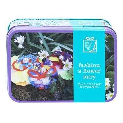 Fashion a Flower Fairy Tin Childs Toy - Cordelia's House of Treasures