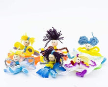 Fashion a Flower Fairy Tin Childs Toy - children