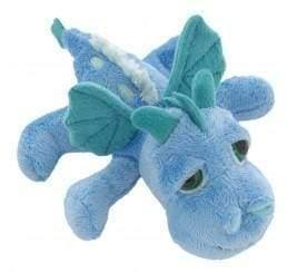Firestorm dragon teddy bear - Cordelia's House of Treasures