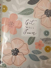 Get well soon card Lovely design - group four
