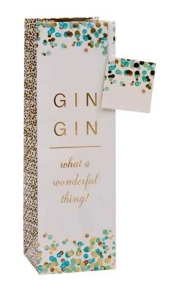 Gin Gin Bottle bag - Gift Wrapping