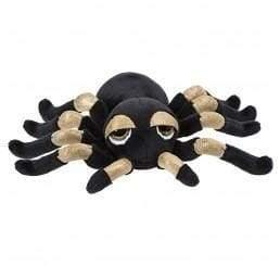 Halloween is coming and so is this tarantula soft toy - Cordelia's House of Treasures