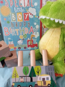 Happy birthday boy complete gift box - complete gifting